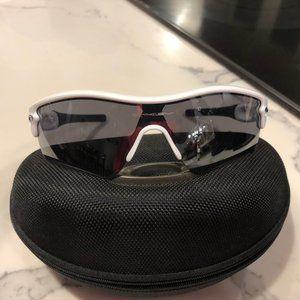 Oakley 09 758 Radar Path Shield Sunglasses for men